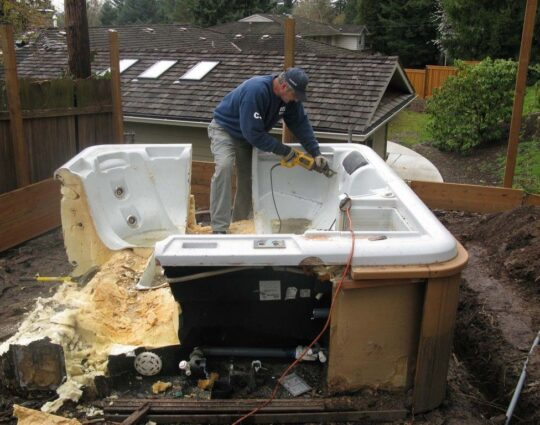 Spa Removal-Temecula Dumpster Rental & Junk Removal Services-We Offer Residential and Commercial Dumpster Removal Services, Portable Toilet Services, Dumpster Rentals, Bulk Trash, Demolition Removal, Junk Hauling, Rubbish Removal, Waste Containers, Debris Removal, 20 & 30 Yard Container Rentals, and much more!